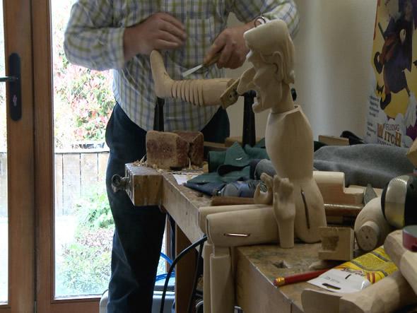 patrimoine vivant wallonie bruxelles l art de la marionnette de li ge. Black Bedroom Furniture Sets. Home Design Ideas