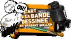 L'art de la bande dessinée en Brabant Wallon