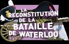 La reconstitution de la bataille de Waterloo