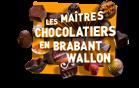 Les Maîtres Chocolatiers en Brabant Wallon